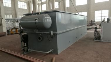 Industry Sewage Treatment DAF Machine , Dissolved Air Flotation For Water Clarification