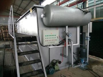 1 - 300 M3/H Dissolved Air Floatation System For Suspended Solids Removal Waste Water Treatment